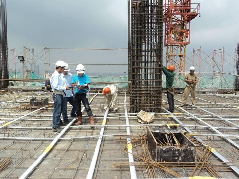 Định mức dự toán xây dựng