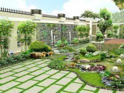 Báo giá dịch vụ thợ lát gạch sân vườn