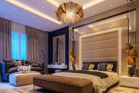 Phòng ngủ đẹp thiết kế hiện đại nổi bật nhất hiện nay