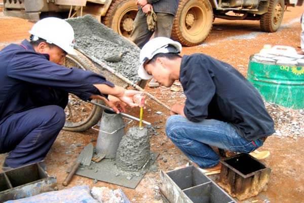 Cách tính mác bê tông trong lĩnh vực xây dựng