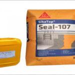 Định mức sikatop seal 107 trong thi công chống thấm