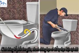 Cách thông bể phốt đơn giản, nhanh chóng bạn có thể tự thực hiện tại nhà