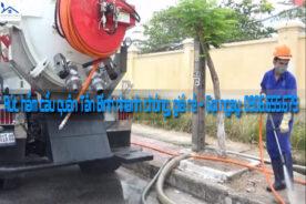 Rút hầm cầu quận Tân Bình nhanh chóng, giá rẻ – Gọi ngay: 0906.655.679